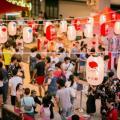 中環緣日春季祭典3月回歸 着浴衣/行祭典/食日式小食!