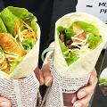 【葵芳美食】葵涌廣場異國風味 歎大份足料墨西哥卷/雙層芝士蛋卷