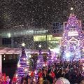 【聖誕節2018】尖沙咀海港城聖誕亮燈!40米愛心鎖橋/巨型聖誕樹/聖誕萬花筒