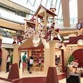 【聖誕節2018】中環ifc北歐聖誕老人學院!聖誕鹿車/禮物小屋影相位