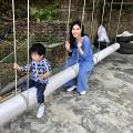 【親子好去處】上水農莊$100玩全日/90cm以下免費!樹屋滑梯/繩索渡河/激波船