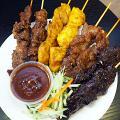 【紅磡美食】東大街印尼沙嗲屋新開分店 秘製沙嗲串燒/沙嗲大雞髀/巴東牛肉飯