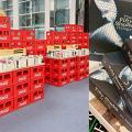 【太古好去處】可樂廠借近5百可樂箱打造零垃圾場地!$10舊書義賣活動4月開鑼