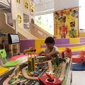 【親子好去處】將軍澳全新室內遊樂場開幕!粉紅波波池/放電迷宮/玩具質量高