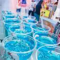 【葵芳美食】葵涌廣場新開人氣冰粉專門店 $15阿華田煉奶/蝶豆花/原個西瓜冰粉