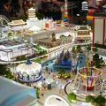 【荔枝角好去處】荔園遊樂場微縮模型登陸D2 Place 嘉年華攤位遊戲/抽YES!Card