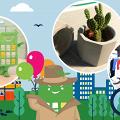綠色建築嘉年華x免費綠色工作坊x市集,邊玩邊長知識!