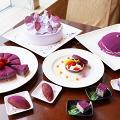 【紅磡美食】紅磡酒店紫薯下午茶自助餐 紫薯千層蛋糕/紫薯窩夫+皇牌榴槤甜品