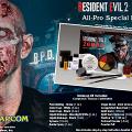 《生化危機2》主題喪屍化妝套裝 連說明書+教學短片!完美還原喪屍妝容