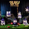 「午餐肉罐頭豬LuLu」變身肥嘟嘟魔法師!8款鬼馬魔法造型率先睇