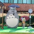 【沙田好去處】龍貓主題樂園登陸沙田 無臉男/貓巴士/龍貓影相位+宮崎駿主題店
