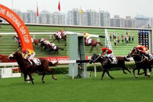 國慶賽馬日2014
