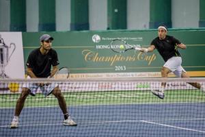 香港網球冠軍盃2014 暨 法國美食嘉年華