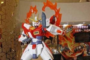 「Build Burning Gundam」