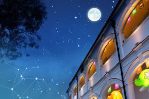 大澳文物酒店中秋套餐 置身玻璃屋賞月