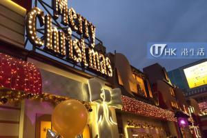 海港城迪士尼Happily Ever After聖誕大街 (圖:fb@Harbour City)