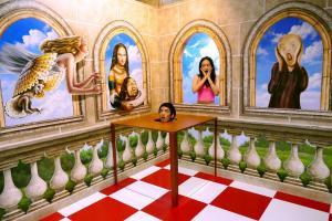 猴仔猴女免費! Trick Eye 3D館2月限定優惠