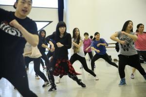 免費學跳舞!香港演藝學院開放日2016