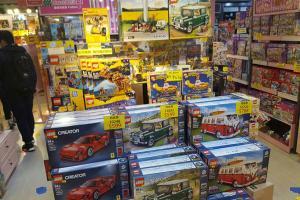 低至3折發售!Lego開倉大特賣