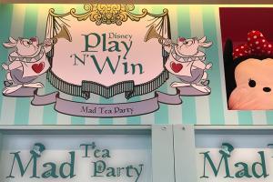 4大攤位遊戲!迪士尼期間限定遊戲站