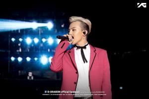 門票最平$588最貴$2,688 G-Dragon巡唱澳門站售票詳情