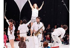 國際綜藝合家歡2017工作坊:小乳牛劇團(西班牙)《寶寶樂與舞》親子工作坊