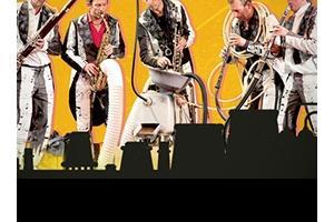國際綜藝合家歡2017節目:騎呢五重奏(荷蘭)《搞搞震音樂工廠》
