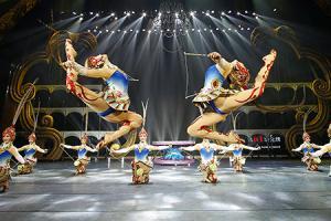 國際綜藝合家歡2017工作坊:香港雜耍之家《雜耍齊動樂》親子工作坊—傳統雜耍