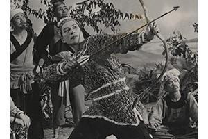 《射鵰英雄傳(上/下集)》- 電影 x 文學:金庸的電影世界
