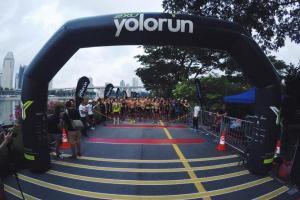 新加坡人氣「裸」跑到港!結合瑜伽、街跑活動