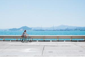 單車慢騎‧港島西小旅行