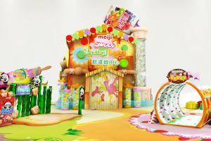 馬鞍山meiji巨型糖果樂園 4大主題區率先睇