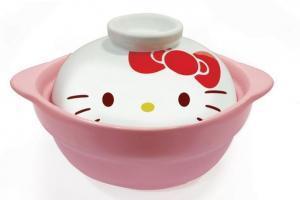 煤氣TGC聯乘HELLO KITTY 推出可愛廚具!