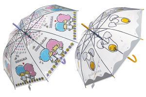 Sanrio雨傘、冷感毛巾 便利店有得買
