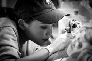 香港國際紋身展9月啟德舉行 早鳥訂票享8折