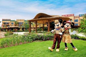 迪士尼酒店推新優惠 港人8月底前入住享4折