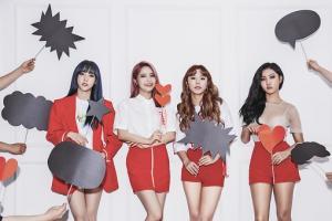 韓國女團MAMAMOO十月來港 首辦香港粉絲見面會