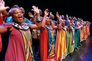 生命的禮讚 索韋托靈歌合唱團Soweto Gospel Ch