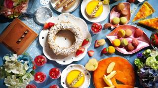Ritz Carlton法國甜品自助餐 升級配主菜!
