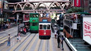 復古電車開動!一小時帶你穿梭香港街頭