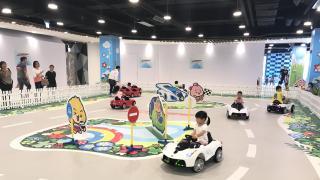 【馬鞍山好去處】16萬呎商場進駐馬鞍山VR體驗館/迷你射箭/賽車場
