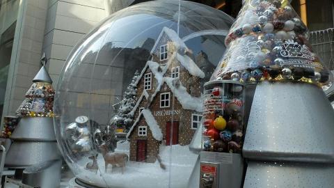 全球首個「RE:MAKE A WISH願望‧重塑 – 聖誕球企劃」