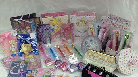 美少女戰士Pop-up Store 發售最新商品