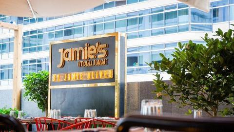 Jamie's Italian尖沙咀新店 5.28正式開業