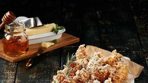 夏日限定 Pizza Maru蜂蜜牛油炸雞