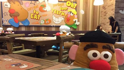 全球首間薯蛋頭Cafe 7月初登陸香港