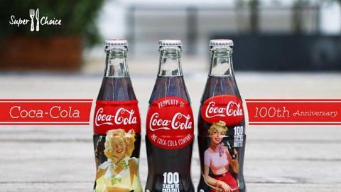 city super推出可口可樂100週年限量版