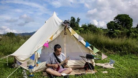 露營愛好者必到! 「本土製造」戶外用品展「港造營」