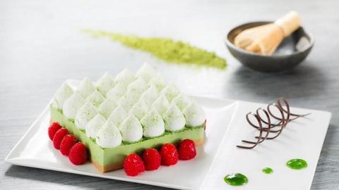 $150有找食盡綠茶甜品!尖沙咀酒店「綠茶花園」下午茶自助餐