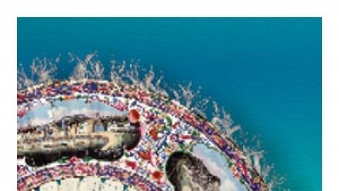 跨越海洋 — 中國海上絲綢之路·點·線·面
